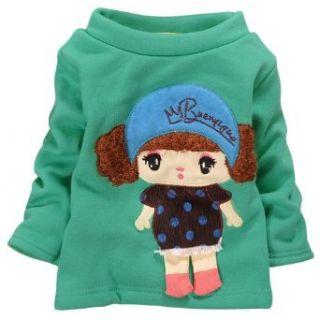 LaLaMa Baby Girls Candy Doll Cartoon Princess Shirt Blouse Tops 6M 3Y Clothing