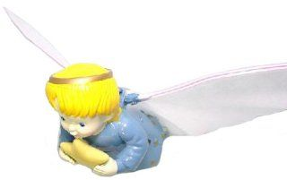 Flying Angel Toy with Flapping Wings   Great Christmas Ornament Decoration: Toys & Games