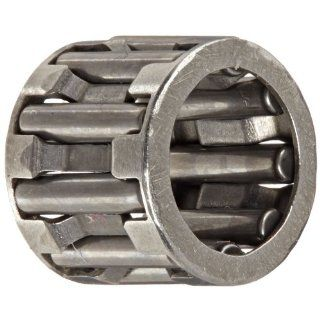 Koyo K6X9X8 Needle Roller Bearing and Roller, Open, Steel Cage, Metric, 6mm ID, 9mm OD, 8mm Width, 75000rpm Maximum Rotational Speed Industrial & Scientific