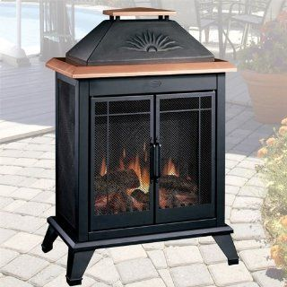 Dimplex EOS 2006 Deck Companion Electric Outdoor Stove with Cooler/Towel Heater Home & Kitchen