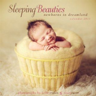 (12x12) Sleeping Beauties Newborns in Dreamland   2013 12 Month Calendar   Prints