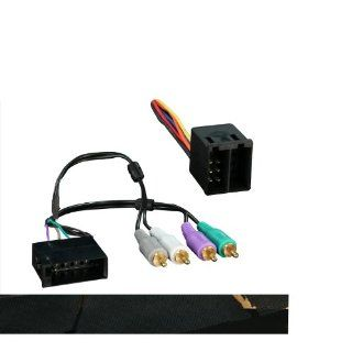Metra 70 9400 Radio Wiring Harness for Land Rover/Discovery  Vehicle Wiring Harnesses