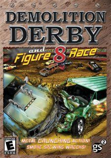 Demolition Derby and Figure 8 Race: Video Games