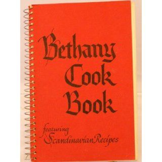Bethany Cook Book, Featuring Scandinavian Recipes Books