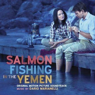 Salmon Fishing in the Yemen (Original Motion Picture Soundtrack) Soundtrack Edition by Dario Marianelli (2012) Audio CD: Music