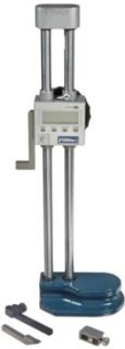 "Fowler 54 174 212 1 Twin Z Height E Twin Beam Electronic Height Gage, 12"" Maximum Measurement Height Gauges Industrial & Scientific"