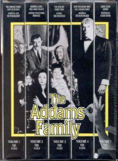 The Addams Family Boxed Set [VHS]: Movies & TV
