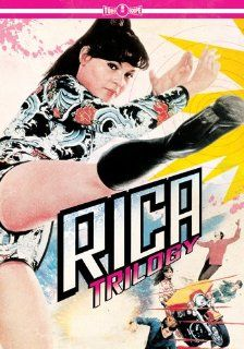 Rica Trilogy: Rika Aoki, Michi Nono, Ko Nakahira: Movies & TV