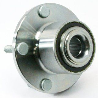 513211 Axle Bearing & Hub Assembly for MAZDA 3, Front Driven Hub with ABS Automotive