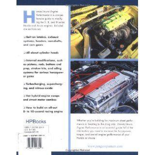 Honda/Acura Engine Performance Mike Kojima 0075478013845 Books