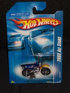 Hot Wheels 2008 All Stars HW450F Dirt Bike 1:64 Scale: Toys & Games