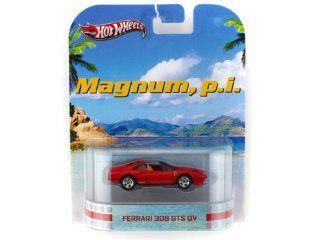 Magnum, p.i. Ferrari 308 GTS QV 1/64 (996D) Toys & Games