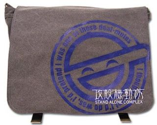 Ghost In The Shell SAC Smile Messenger Bag GE 3200 Clothing
