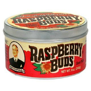 Butterfields Candy, Raspberry Buds, 8 Ounce Retro Tins (Pack of 6) : Grocery & Gourmet Food