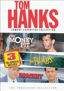 The Tom Hanks Comedy Favorites Collection (The Money Pit / The Burbs / Dragnet): Tom Hanks, Dan Aykroyd, Shelley Long, Carrie Fisher, Alexander Godunov, Dabney Coleman, Bruce Dern, Maureen Stapleton, Christopher Plummer, Corey Feldman, Joe Mantegna, Harry