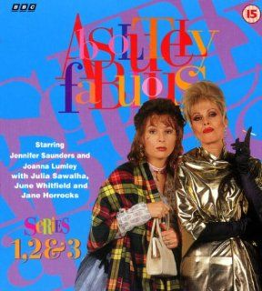 Absolutely Fabulous [VHS]: Jennifer Saunders, Joanna Lumley, Julia Sawalha, June Whitfield, Jane Horrocks, Helen Lederer, Harriet Thorpe, Naoko Mori, Christopher Malcolm, Mo Gaffney, Christopher Ryan, Kathy Burke, Andy Hollis: Movies & TV
