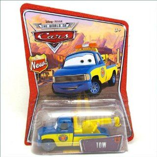Disney Pixar Cars Character Tow (World of Cars #56) Toys & Games