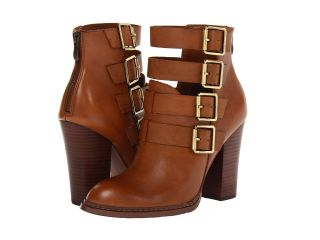 Chinese Laundry Gadget Saddle High Heels (Tan)