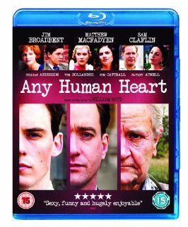 Any Human Heart (2010)   Series 1   2   Disc Set ( Any Human Heart   Series One ) [ NON USA FORMAT, Blu Ray, Reg.B Import   United Kingdom ]: Jim Broadbent, Samuel West, Kim Cattrall, Matthew Macfadyen, Connor Nealon, Hayley Atwell, Sam Claflin, Ed Stoppar