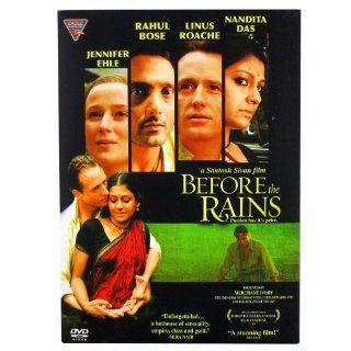 Indian Cinema,Before The Rains: Rahul Bose, Jennifer Ehle, Nandita Das, Linus, Santosh Sivan, Doug Mankoff: Movies & TV