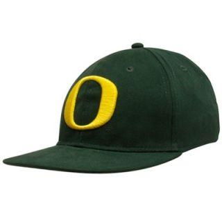 Nike Oregon Ducks Green Youth Flatline Flex Hat