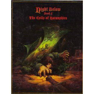 Night Below Book I: The Evils Of Haranshire. Advanced Dungeons And Dragons.: Carl Sargent: Books