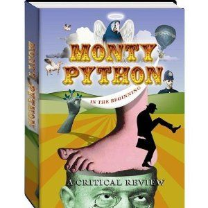 Monty Python In The Beginning DVD Book Set John Cleese, Michael Palin, Eric Idle, Graham Chapman, Terry Jones, Terry Gilliam Movies & TV