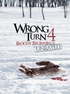 Wrong Turn 4: Bloody Beginnings: Sean Skene, Daniel Skene, Scott Johnson, Jennifer Pudavick:  Instant Video