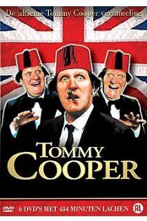Tommy Cooper Collection (Tommy Cooper Does Hamlet / Tommy Cooper Goes To Work / Tommy Cooper and the War / Tommy Cooper Causes Trouble / Tommy Coopers Horror Show): John Comer, Richard Wilson, Tommy Cooper, Allan Cuthbertson, Tommy Godfrey, Kenny Everett,