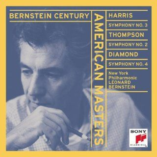 American Masters Harris / Thompson / Diamond (Bernstein Century) Music
