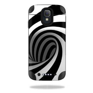 MightySkins Protective Vinyl Skin Decal Cover for Mophie Juice Pack Samsung Galaxy S4 External Battery Case Sticker Skins Tornado: Electronics
