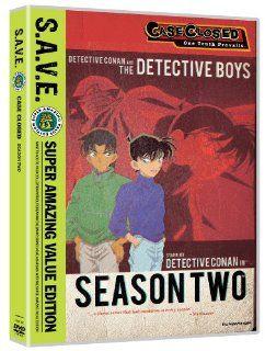 Case Closed: Season 2 (Super Amazing Value Edition): Alison Retzloff, Jerry Jewell, Colleen Clinkenbeard, Mark Stoddard: Movies & TV