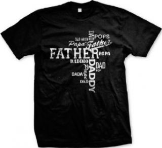 Fathers Day Mens T shirt, Different Names For Father Mens Shirt Clothing