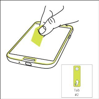 TYLT ALIN Screen Protection System for Samsung Galaxy S4   Retail Packaging   Clear: Cell Phones & Accessories