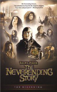 Tales From The Neverending Story   The Beginning [VHS] Mark Rendall, Tyler Hynes, Victoria Sanchez, John Dunn Hill, Edward Yankie, Noel Burton, Johnny Griffin, Brittany Drisdelle, Val�rie Chiniara, Sally Taylor Isherwood, Emma Taylor Isherwood, St�fanie B