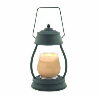 Candle Warmers Etc. Hurricane Lamp Combo, Vanilla Cinnamon   Hurricane Lantern Candle Warmer
