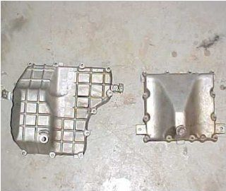 1981 Yamaha XV 750 Virago Engine Oil Pan Automotive