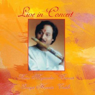 Live In Concert: Ronu Majumdar   Flute: Music