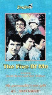 Five of Me [VHS]: David Birney, Dee Wallace (II), Mitch Ryan, John McLiam, James Whitmore Jr., Ben Piazza, Judith Chapman, Robert L. Gibson, Herb Armstrong, Liam Sullivan, Russ Marin, Buck Young, Richard Doughty, Lee Terry, Christopher Prince, Stephen Coit