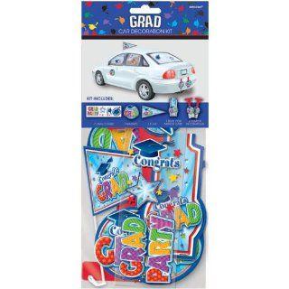 Graduation Car Decorating Kit Car Decorating Kits (12 per package) Toys & Games