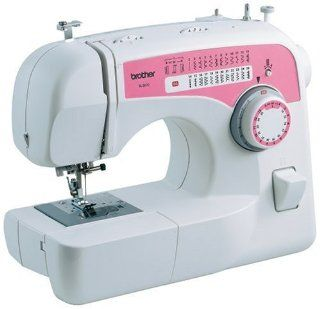 Brother XL2610 Free Arm Sewing Machine with 25 Built In Stitches and 59 Stitch Functions