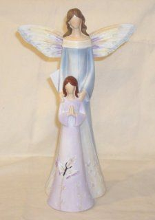 Giftcraft Butterfly Angels Guardian Angel 481957   Collectible Figurines