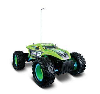 Maisto Tech Green Rock Crawler Remote Control Car Toys & Games