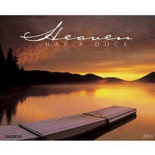 Heaven Has a Dock   2014 16 Month Calendar   Prints