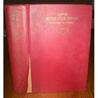 Gone With the Wind (Illustrated Motion Picture edition) Margaret Mitchell Books