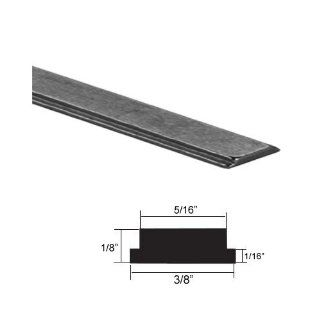 """Flexible Magnetic Strip Insert for Framed Swing Shower Doors   84"""" long"""