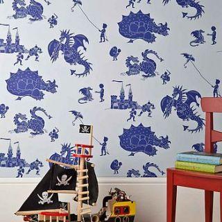 ''ere be dragons' dragon wallpaper by paperboy wallpaper