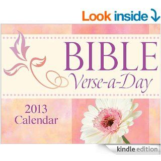 Bible Verse a Day 2013 Day to Day Calendar eBook Andrews McMeel Publishing LLC Kindle Store