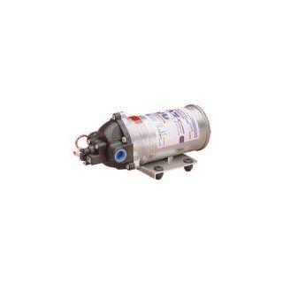 SHURflo On Demand Diaphragm Pump   1.8 GPM, 60 PSI, 12 Volt, Model# 8009 543 236 : Portable Power Water Pumps : Patio, Lawn & Garden