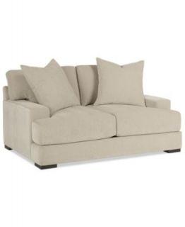 Teddy Fabric Loveseat, 66W x 44D x 29H   Furniture